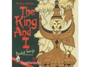 Pocket Songs Karaoke CDG PSCDG1178 - The King And I
