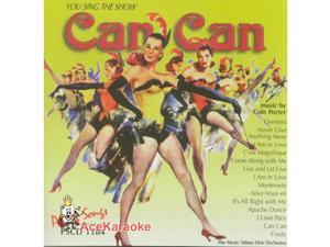 Pocket Songs Karaoke CDG PSCDG1184 - Can Can