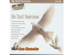 Pocket Songs Just Tracks Karaoke CDG JT368 - We Shall Overcome