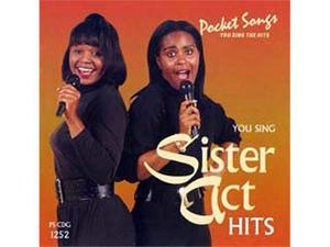 Pocket Songs Karaoke CDG #1252 - Sister Act Hits