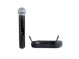Shure PGXD24/SM58 Digital Handheld Wireless Microphone System