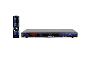 VocoPro DVG-777KIII Multi-Format USB/DVD/CD+G Player