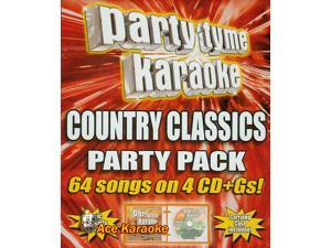 Party Tyme Karaoke CDG - Country Classics