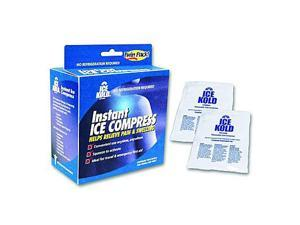 Instant Cold Ice Kold Gel Pack Compress Case 24