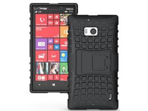 Minisuit Rugged Hybrid Kickstand Case for Nokia Lumia 929 (Icon, for Verizon)