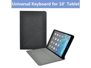 "Minisuit Ultra Slim Bluetooth Keyboard Folio Case for Apple Android Tablets (10"")"