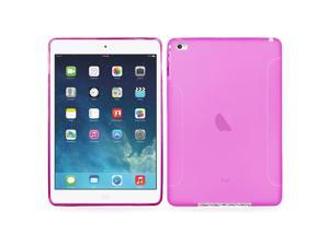 Minisuit Frost TPU Case for iPad Air 2 (6th Gen 2014 Release) Pink