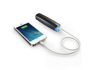 Mini Portable Power Bank Charger 3000mAh Pocket Size (Micro USB Cable included)