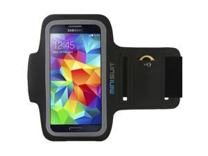 Minisuit Sporty Armband + Key Holder + Secret Pocket for Samsung Galaxy S6 Edge S5 S4 S3