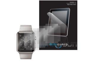 MiniGuard HD Screen Protector for Apple Watch 38mm (5x Pack, Ultra Clear)