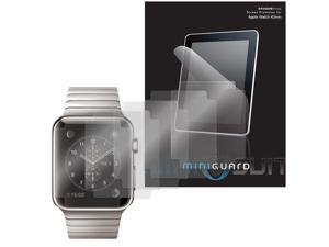 MiniGuard HD Screen Protector for Apple Watch 42mm (5x Pack, Ultra Clear)