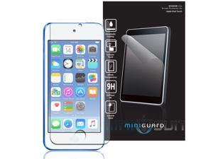 MiniGuard Tempered Glass Screen Protector for Apple iPod Touch 5/6th Gen (2015) Ultra Clear Extreme Clarity Anti Bubble 9H Hardness