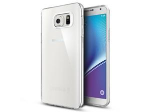 Minisuit Clear Back Case with Shock-Proof TPU Trim for Samsung Galaxy Note 5