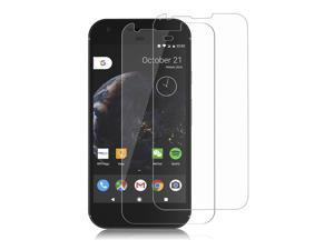 MiniGuard Tempered Glass Screen Protector (2 Pack) for Google Pixel