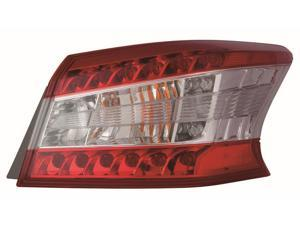 NISSAN SENTRA 13 TAIL LIGHT OUTER LEFT DRIVER