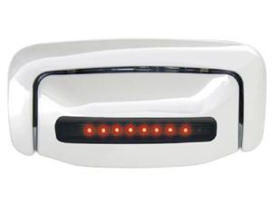 IPCW LED Door Handle CLR00CT2 00-06 Chevrolet Suburban / Tahoe 00-06 GMC Suburban / Yukon / XL Red LED / Smoke Lens