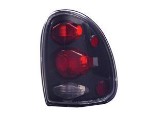 IPCW Tail Lamp CWT-CE405CF 96-00 Dodge Caravan 96-00 Dodge Durango 96-00 Chrysler Town & Country 96-00 Plymouth Voyager Carbon Fiber