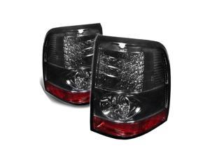 Ford Explorer 4Dr (Except Sport Trac) 02-05 LED Tail Lights - Smoke