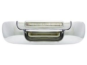 IPCW LED Tailgate Handle DLR02CT 02-08 Dodge Ram PU Red LED / Clear Lens