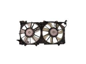 10-13 SUBARU LEGACY/OUTBACK 3.6L RADIATOR AND CONDENSER FAN ASSEMBLY
