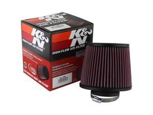 K&N 2.75 Inch Rubber Filter - Universal