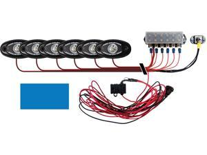 Rigid Industries 40086 Deck Light Kit&#59; Signature Series