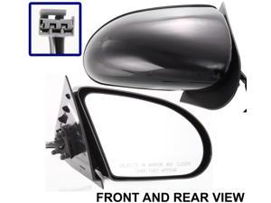 FORD THUNDERBIRD 89-97 SIDE MIRROR RIGHT PASSENGER, Power Remote: FD32ER