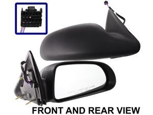DODGE DAKOTA 05-11 SIDE MIRROR RIGHT PASSENGER, POWER, 5X7, KOOL-VUE, NEW!