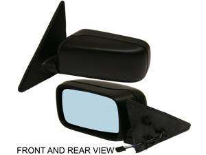 BMW 3 SERIES 92-99 SIDE MIRROR LEFT DRIVER, Power, Sedan /Hatchback