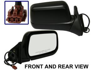 For Nissan FRONTIER 98-04 SIDE MIRROR RIGHT PASSENGER, POWER, FOLDING, KOOL-VUE