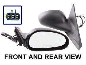 FORD MUSTANG 99-04 SIDE MIRROR RIGHT PASSENGER, POWER, KOOL-VUE, NEW!