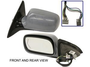 BUICK LUCERNE 06-07 SIDE MIRROR LEFT DRIVER, POWER, HEATED, KOOL-VUE, NEW!