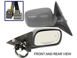 CADILLAC DTS 06-08 SIDE MIRROR RIGHT PASSENGER, Power: CV48ER-S