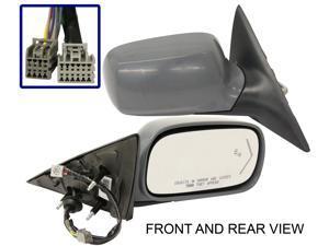 CADILLAC DTS 06-08 SIDE MIRROR RIGHT PASSENGER, Power: CV48ER-S