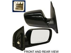 For Kia SEDONA 06-08 SIDE MIRROR RIGHT PASSENGER, POWER, HEATED, KOOL-VUE, NEW!