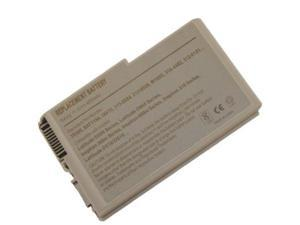 AGPtek® Notebook Battery Replacement for Dell Inspiron 500m D505 510m 600m Latitude D500 D510 D610 Precision M20 Series, fits P/N: YD165 310-4482 312-0408 451-10132   aftermarket