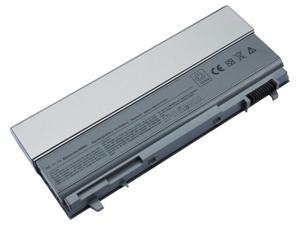 AGPtek® Notebook Battery Replacement for DELL Latitude E6410 ATG E6400&#59; precision M2400 M4400 fits Part Number: PT434, PT435, PT436, PT437, - [12 Cell, 11.1V, 8800mAh]   aftermarket