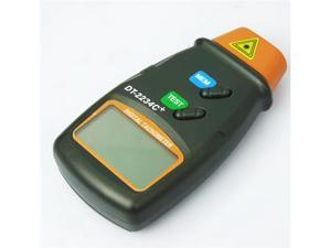 Digital Photo Laser Tachometer Non Contact Tach RPM Tester