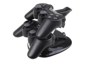USB Charger Charging Station for PlayStation 3/ PS3 Slim Controller