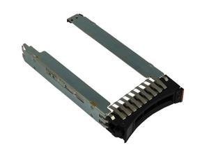 "2.5"" Server 44T2216 SAS/ SCSI SFF Hard Drive Tray/ Caddy for X3650M2 / X3550M2 X3680 X3690M2 Server After-Market Product"
