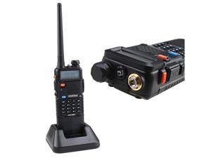 Baofeng UV-5R A Dual-Band 136-174/4??00-480 MHz FM Ham FM Two-way Radio w/ Upgrade Version 3800mah Battery