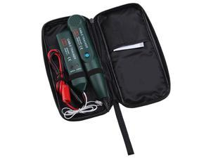 Telephone Phone Network Cable Wire Tracker Toner Tracer Tester w/ Bag