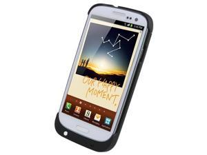 2200mAh External Backup Battery Charger Case for Samsung Galaxy S3 S III i9300 - Backup Power Bank Case