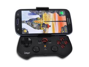 Bluetooth Controller Android Wireless Game Controller Gamepad Joystick for iPhone / iPod / iPad / Android Phone / Tablet PC - Black