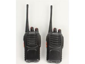 BaoFeng PoFung BF-888S Dual Band Ham Two-way Radio, Upgraded SunnyFun Qualette Version Handheld Walkie Talkie, 5W 70cm UHF 400-470MHz 16CH Transceiver, Blue