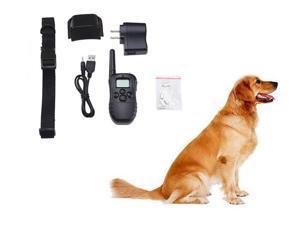 Remote Control Dog Training Transmitter & Collar - 100 Level Vibration