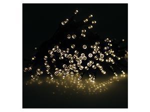 55ft 100 LED Solar String Fairy Lights Outdoor Garden Xmas Christmas