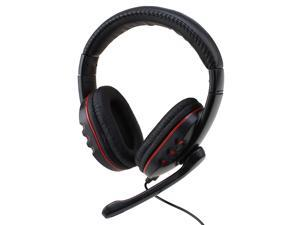 USB 2.0 Wired Gaming Headset Headphone for Xbox 360&#59; Sony PS4/ PS3&#59; PC/Laptop Gamer - 3.6M USB Cable