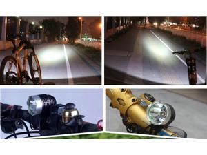 4000Lm 3X CREE XM-L T6 LED Head Front Bicycle Lamp Bike Light Headlamp Headlight