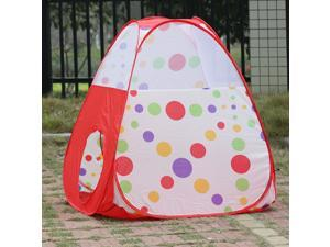 Dot Design Kid Play Pop Up Tent Play House for Child